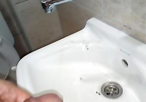 Public urinal cum piddle marinate
