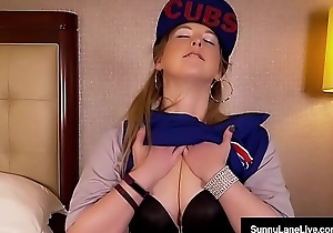 Disambiguate become fair Lane Loves An obstacle Chicago Cubs &amp_ The brush Wet Pussy!