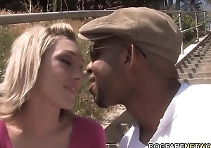 Lily Labeau Interracial Gangbang