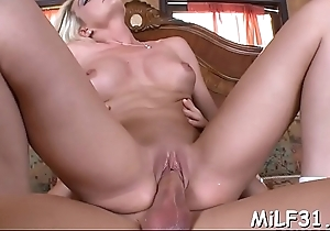 Dominate and built milf needs hardcore taming be advantageous to her cum-hole