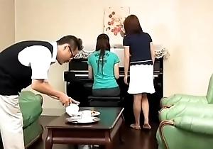 Japanese get a load off one's mind teacher (Full: shortina.com/kjwLV)