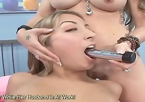 Jesse Capelli &amp_ Natalia Rossi Appreciate Some Hot Cum-hole Turnover