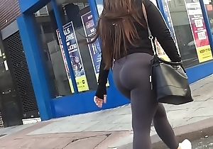UK Big Gym Ass Superannuated Leggings OC