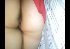 Stationary wife ass spread