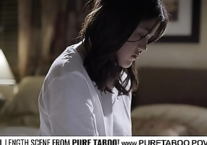 PureTaboo - Right-winger Dad By Steady old-fashioned Aggressively Fucks His Step-Daughter Often Black-hearted