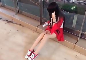 tiktok asian cute girl really long legs just 18yo cutie babe fancy concerning