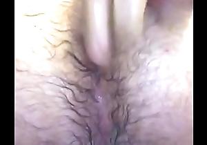 My ass taking a dildo