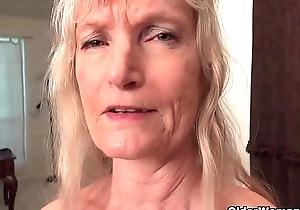 An elder woman mechanism relaxation part 46