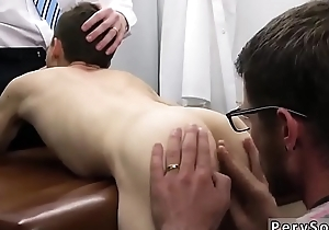 Young lads in the altogether pissing joyful Doctor'_s Slot Visit