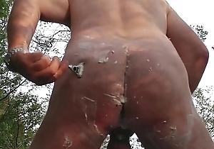 Outdoor Rasur