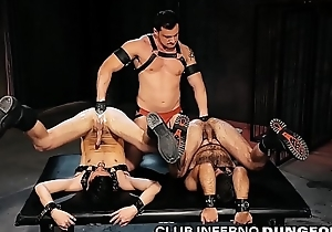 ClubInfernoDungeon Fetish Daddy Fists 2 Boys In advance Same Stage