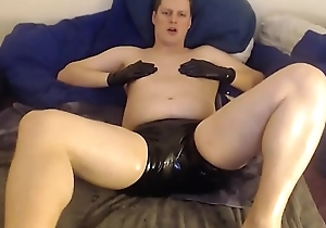 Oiled Trotters and Shiny Latex