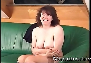 Horny white wife masturbates for the major lifetime the fur pie