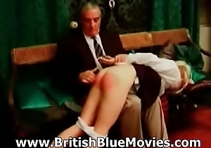British Finishing School Spanking