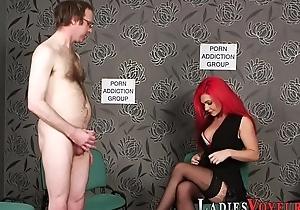 Redhead domina ill feeling