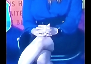 SPICY HOT INDIAN TV ANCHOR CRICKET Pretend