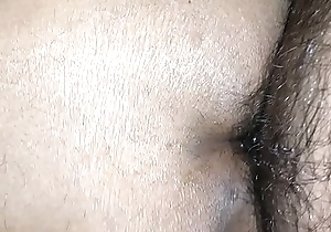 Illusory hindi audio Indian well-pleased ass constant fucked and cum in condom