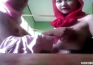 Hijab on cam