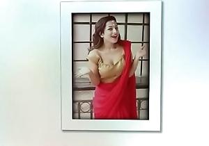INDIAN DESI FEMALES Blue Pic IN SAREE