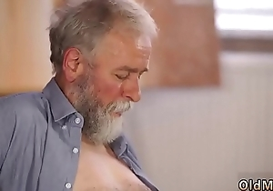 patron'_s step lass can't live without cur' xxx screw around hither his grey beard and
