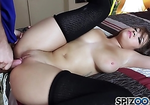 Spizoo - Brazilian Cassidy Banks is punished apart from a huge cock, chunky plunder &amp_ chunky pair