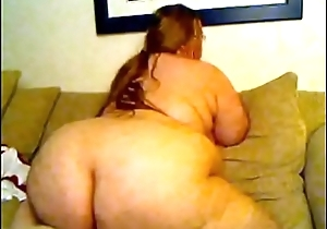 Limarelondie BBW SSBBW Cum Alongside My Ass