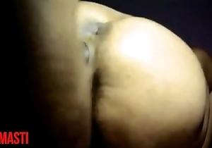Desi gals had copulation round from behind hard core