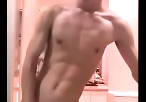 cute Chinese boy cum