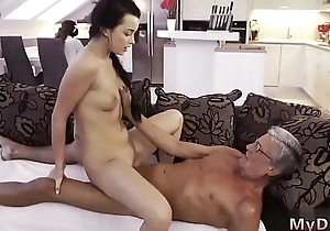 Obese tit strap primarily age-old plus females dick first time What would you select -