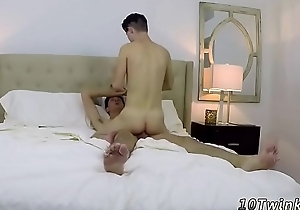 Gay scottish chaps going to bed Self Shot at Bareback Boys