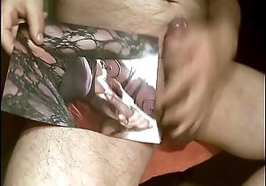 Kater xxx Graft - den Schwanz ins Gesicht und auf die Fotze abgemolken