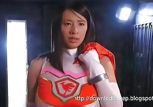 Power rangger is the lady-love monster next
