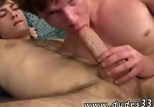 Anal bauble for virgin cheerful boys tons clips Riler climbs off be advantageous to Zaden and