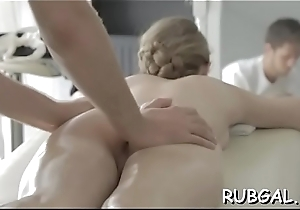 Ugly beauty likes kinky style be worthwhile for kneading mixed with sex