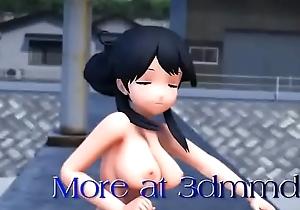 Nice bowels dancing nude 3D Manga MMD Fapvid 452  - http://3dmmd.tk