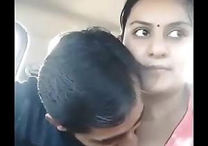 Sexy girl giving a kiss lover
