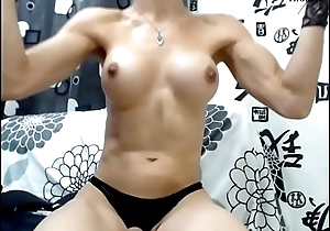 Fit Explicit round Sexy Abs