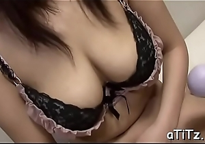 Beam bangs an ultra sexy asian hotty with beautiful boobs