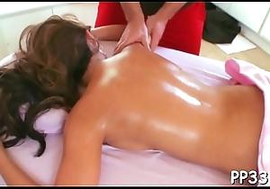 Carnal knowledge massage movie scene