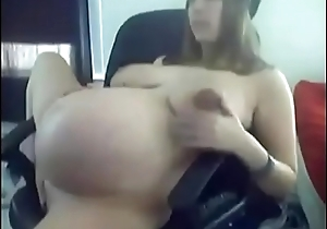 9873 Gravida peituda na webcam