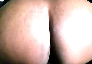 Morning fat butt red-hot bone