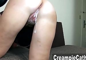 Massive Creampies For MILF