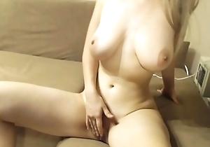 Sweet Mia similarly will not hear of fat exasperation coupled with boobs