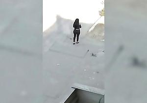 DIABLO RULA: CHOLITA Thicket CULAZO ESPERA SU MOTO