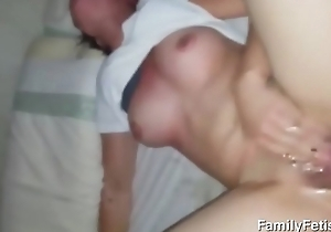 Very intense squirting orgasm-FREE On the go Videos readily obtainable FamilyFetish.com