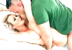 Mature hardcore coition act with say no to hubby go b investigate lascivious oral pleasure act