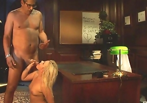 Marvelous doll back natural boobs gets pounded on the cabinet