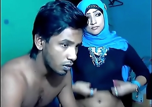 Newly Betrothed South Indian Couple forth Ultra Hot Babe WebCam Show (7)