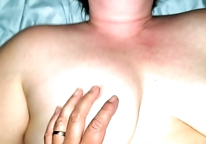 Chubby wife drilled