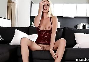 Weirdo czech girl spreads their way narrow vagina not far from the innovative